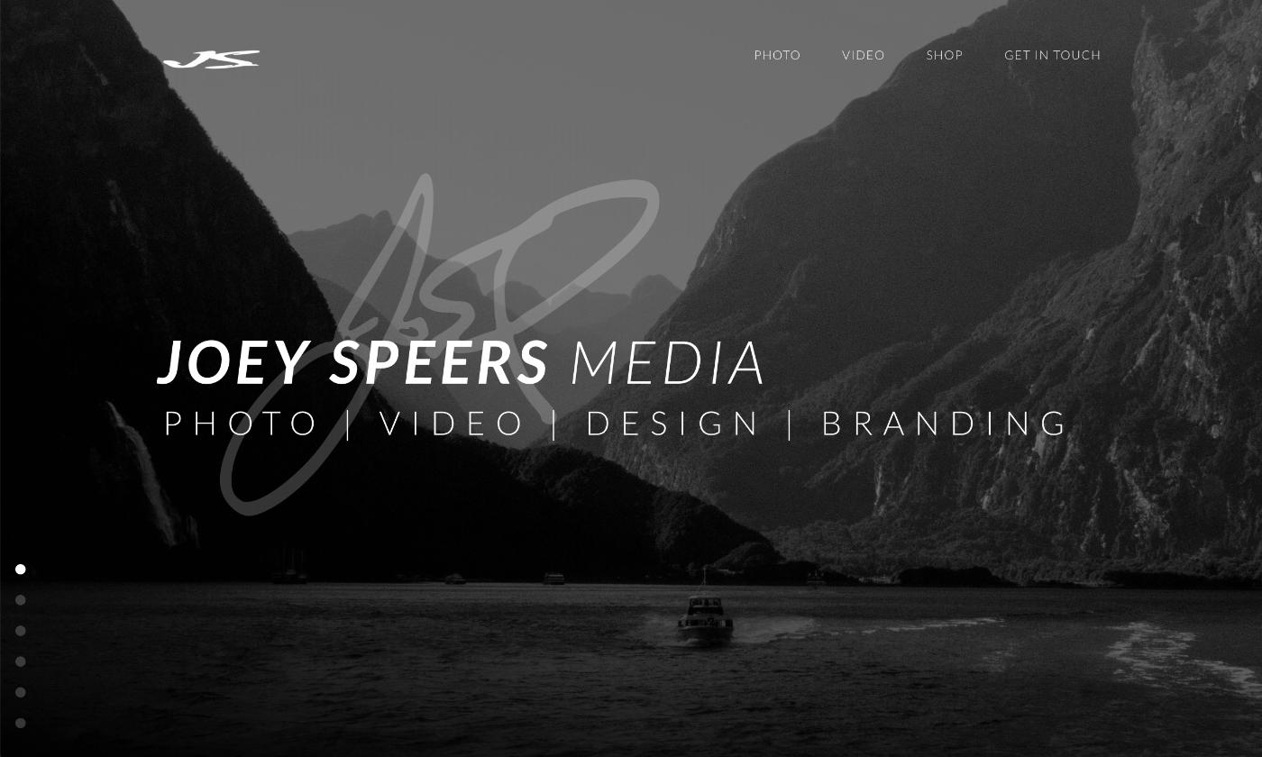 Joey Speers Media