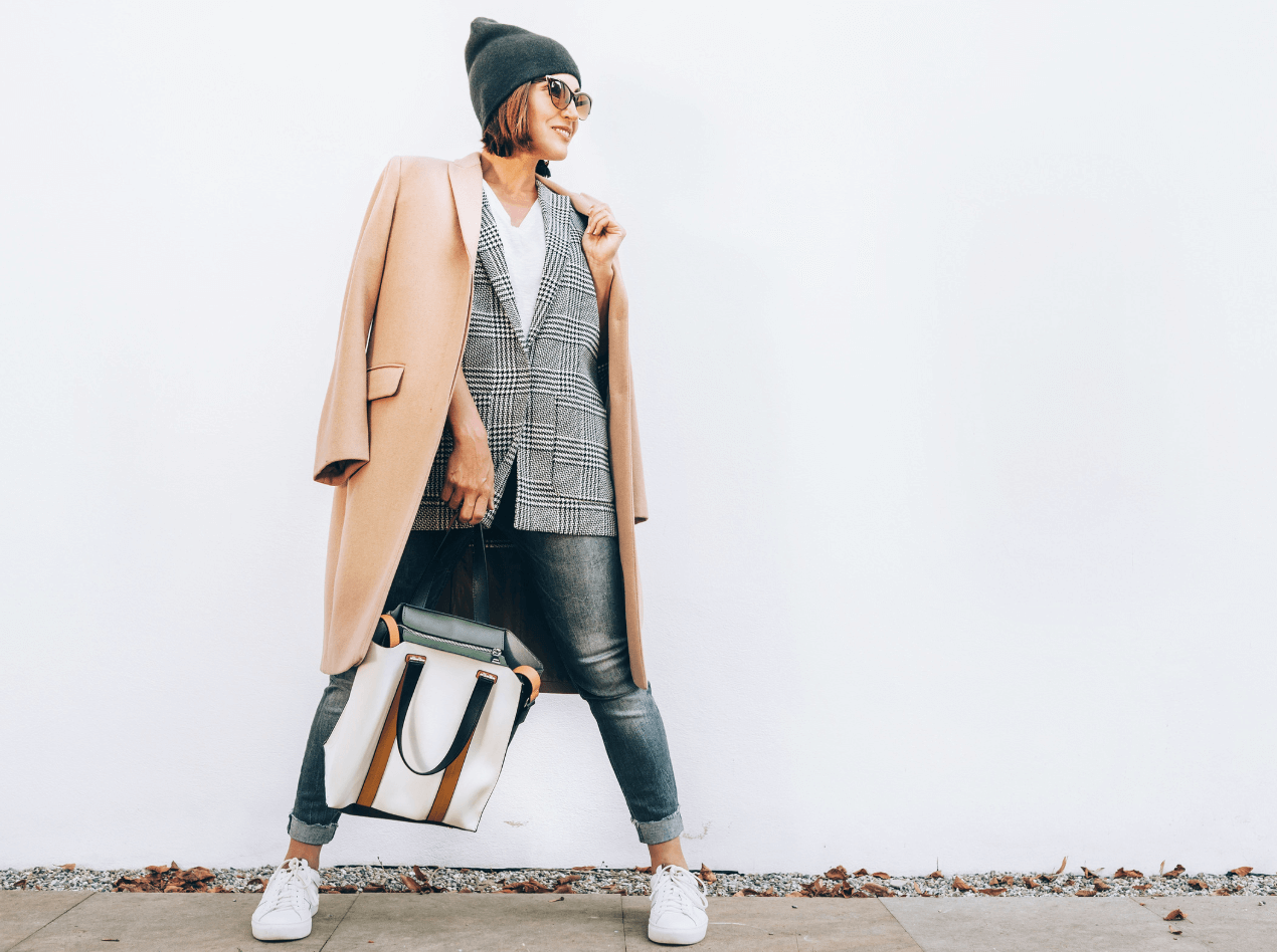 Woman personal style