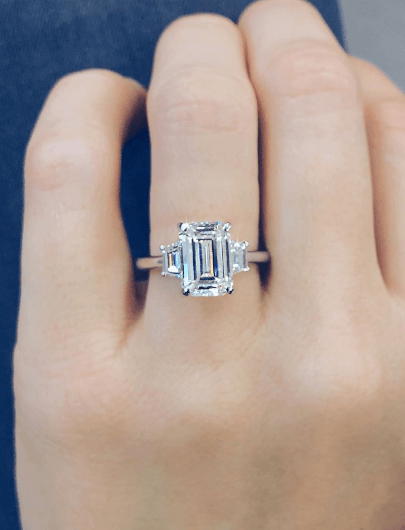 Emerald Cut Diamond Pittsburgh