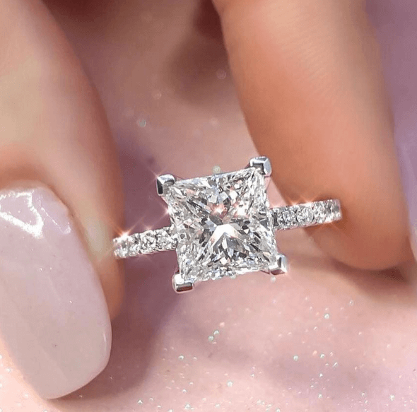 Princess Cut Diamond Pittsburgh