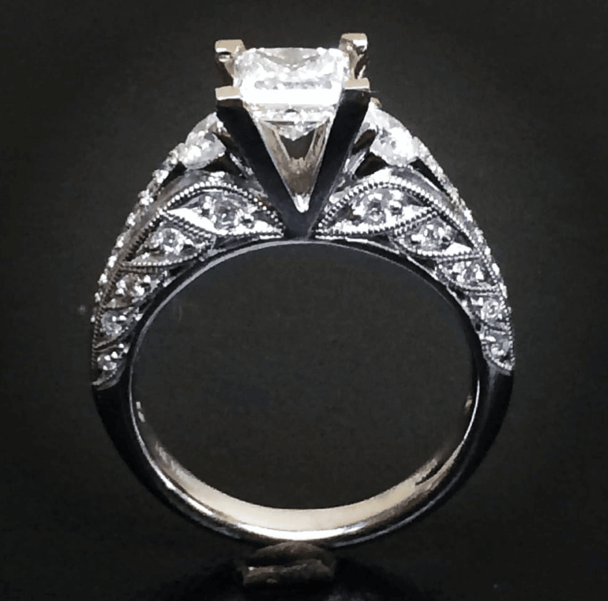 Lisa Kotchey Custom Engagement Rings
