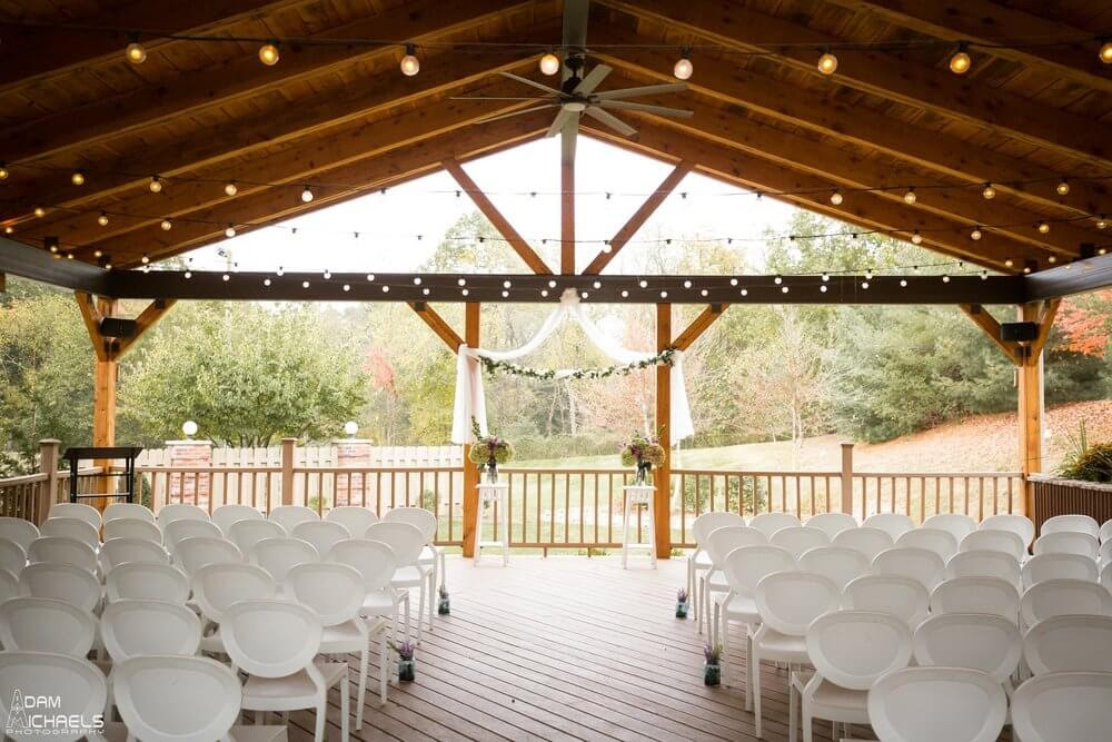 Full Service Wedding Venue