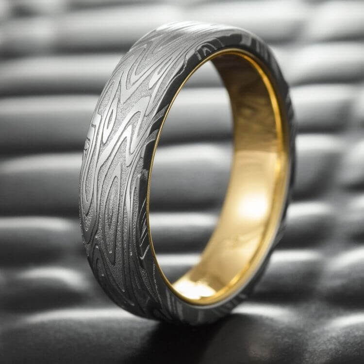 Damascus Steel Jewlery