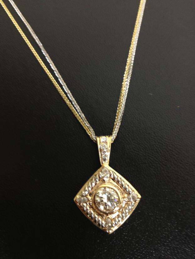 Necklace of Lisa Marie Kotchey Design