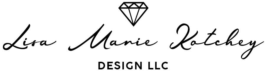 Lisa Marie Kotchey Design Logo