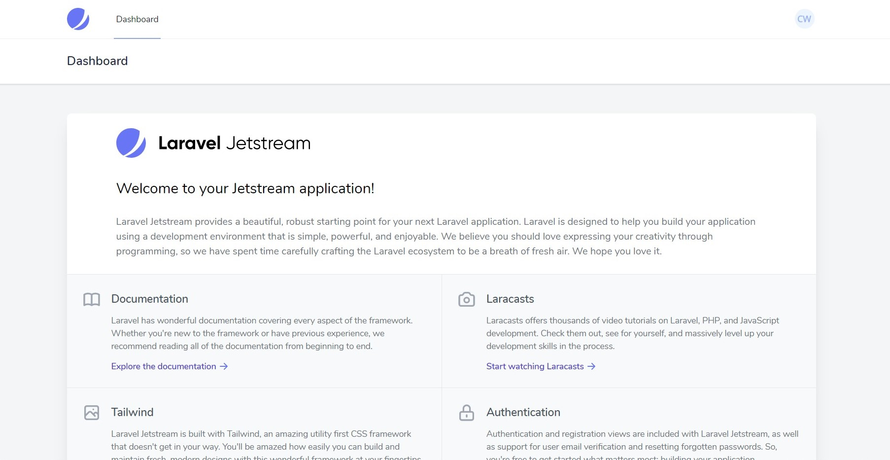 Laravel 8 and Laravel Jetstream- Initial Reactions.