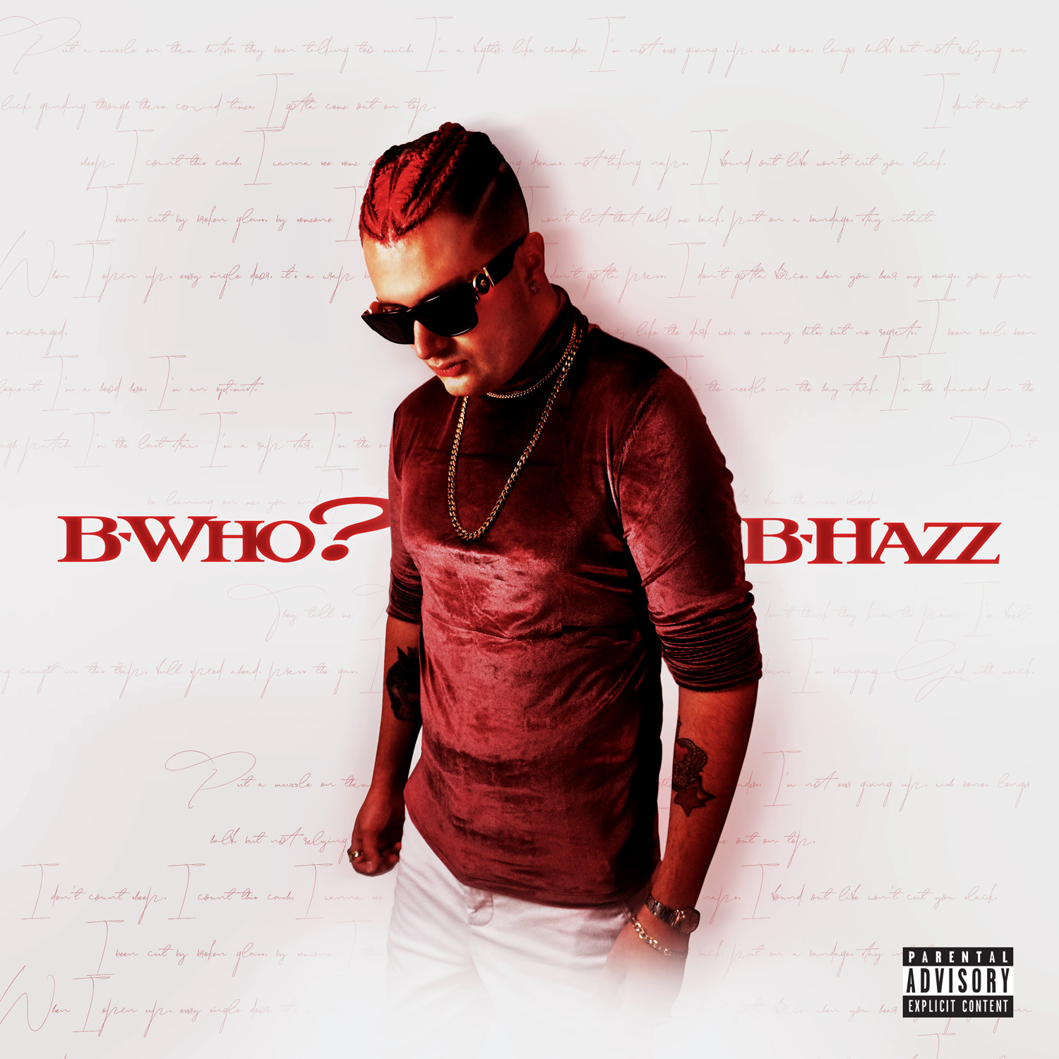 B-Who album art