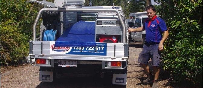 Express Wastewater Solutions Ute