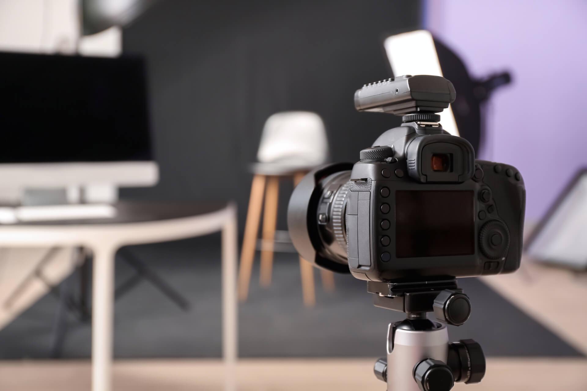Technika a výbava pre videostream