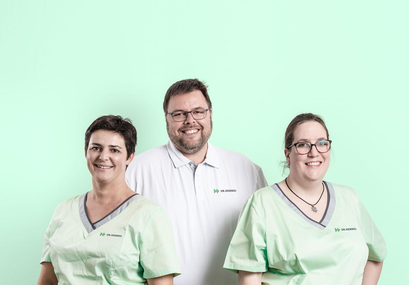 Dr. Hennig Team