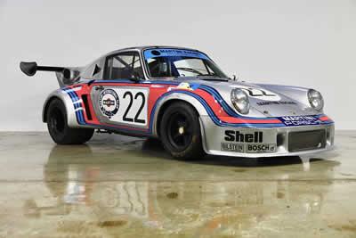 1974 Martini Racing Porsche 2.1 Carrera RSR Turbo (R13) - Maxted-Page 01