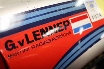 1974 Martini Racing Porsche 2.1 Carrera RSR Turbo (R13) - Maxted-Page 04