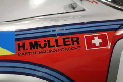 1974 Martini Racing Porsche 2.1 Carrera RSR Turbo (R13) - Maxted-Page 03