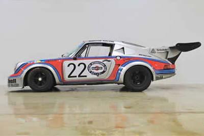 1974 Martini Racing Porsche 2.1 Carrera RSR Turbo (R13) - Maxted-Page 09