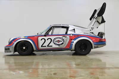1974 Martini Racing Porsche 2.1 Carrera RSR Turbo (R13) - Maxted-Page 10