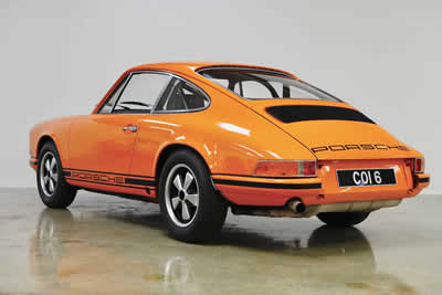 1971 Porsche 2.2 ST rally car- COI 6 - RHD - Maxted-Page - 03