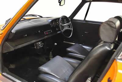 1971 Porsche 2.2 ST rally car- COI 6 - RHD - Maxted-Page - 07