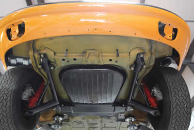 1971 Porsche 2.2 ST rally car- COI 6 - RHD - Maxted-Page - 15