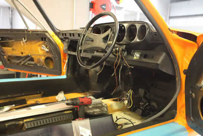 1971 Porsche 2.2 ST rally car- COI 6 - RHD - Maxted-Page - 21