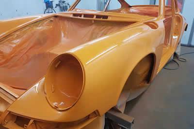 1971 Porsche 2.2 ST rally car- COI 6 - RHD - Maxted-Page - 22