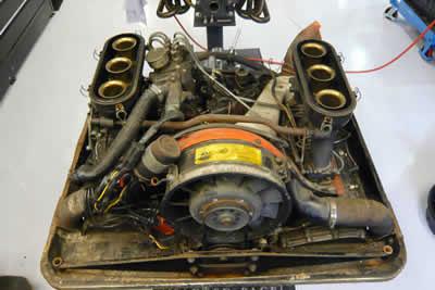 1971 Porsche 2.2 ST rally car- COI 6 - RHD - Maxted-Page - 26