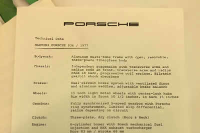 Martini Racing Porsche 936-001 Maxted-Page 22