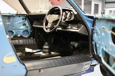 1974 Porsche Carrera 3.0 RS - 911 460 9092  Maxted-Page Classic & Historic Porsche 29