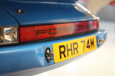1974 Porsche Carrera 3.0 RS - 911 460 9092  Maxted-Page Classic & Historic Porsche 32
