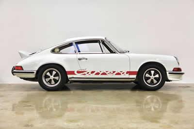 1973 Porsche Carrera 2.7 RS Touring - M472 - 911-360-1067 Maxted-Page 01 Classic & Historic Porsche