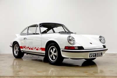 1973 Porsche Carrera 2.7 RS Touring - M472 - 911-360-1067 Maxted-Page 3 Classic & Historic Porsche