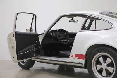 1973 Porsche Carrera 2.7 RS Touring - M472 - 911-360-1067 Maxted-Page 6 Classic & Historic Porsche