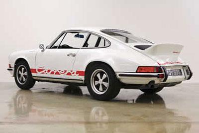 1973 Porsche Carrera 2.7 RS Touring - M472 - 911-360-1067 Maxted-Page 5 Classic & Historic Porsche