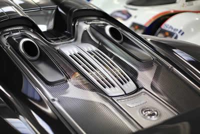 2015 Porsche 918 Spyder 12 Classic & Historic Porsche