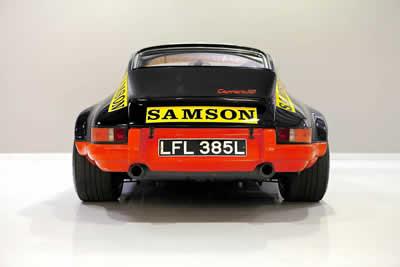 Porsche Carrera 2.8 RSR - M491 - 911-360-0885 Maxted-Page 05 Classic & Historic Porsche