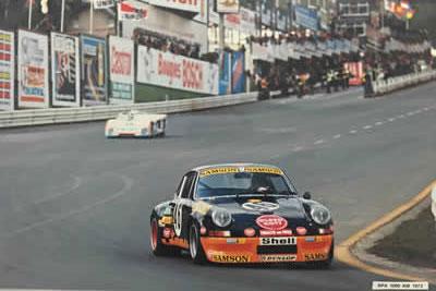 Porsche Carrera 2.8 RSR - M491 - 911-360-0885 Maxted-Page 16 Classic & Historic Porsche
