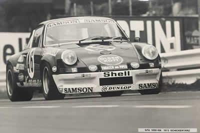 Porsche Carrera 2.8 RSR - M491 - 911-360-0885 Maxted-Page 20 Classic & Historic Porsche