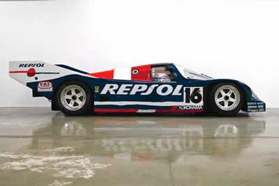 962-163 1990 Porsche 962c Brun Motorsport / Repsol Maxted-Page 01 Classic & Historic Porsche