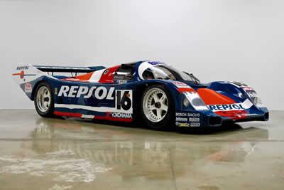 962-163 1990 Porsche 962c Brun Motorsport / Repsol Maxted-Page 02 Classic & Historic Porsche