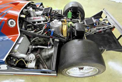 962-163 1990 Porsche 962c Brun Motorsport / Repsol Maxted-Page 05 Classic & Historic Porsche