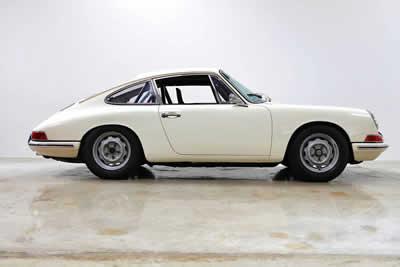 1964 Porsche 901 / 911 Coupe - 300 161  Maxted-Page Classic & Historic Porsche 01