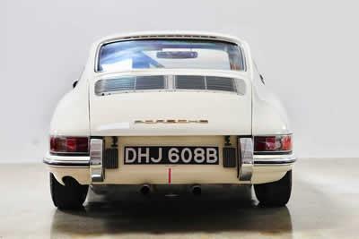 1964 Porsche 901 / 911 Coupe - 300 161  Maxted-Page Classic & Historic Porsche 06
