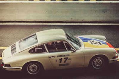 1964 Porsche 901 / 911 Coupe - 300 161  Maxted-Page Classic & Historic Porsche 12