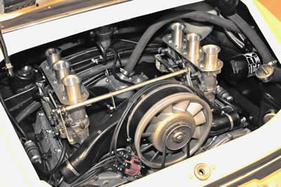 1964 Porsche 901 / 911 Coupe - 300 161  Maxted-Page Classic & Historic Porsche 22