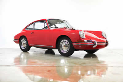 1964 Porsche 901 / 911 Coupe - 300 138  Maxted-Page Classic & Historic Porsche 02