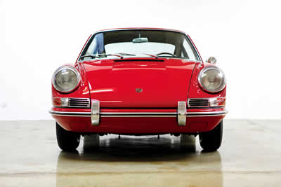 1964 Porsche 901 / 911 Coupe - 300 138  Maxted-Page Classic & Historic Porsche 04