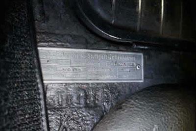 1964 Porsche 901 / 911 Coupe - 300 138  Maxted-Page Classic & Historic Porsche 13