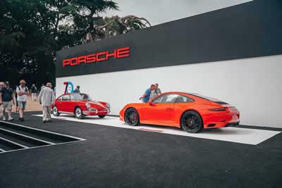 1964 Porsche 901 / 911 Coupe - 300 138  Maxted-Page Classic & Historic Porsche 14