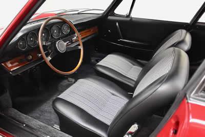 1964 Porsche 901 / 911 Coupe - 300 138  Maxted-Page Classic & Historic Porsche 19