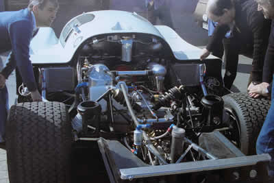 1983 Porsche 956 Group C - 956-101 Maxted-Page Classic & Historic Porsche 21