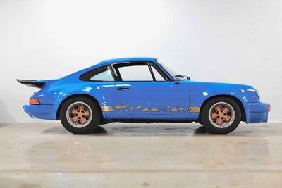 1974 Porsche Carrera 3.0 RS - 911 460 9092  Maxted-Page Classic & Historic Porsche 33
